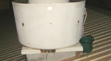 Roof Mounted Kitchen Exhaust Fan Type 4