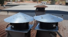 Roof Mounted Kitchen Exhaust Fan Type 2