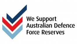 Dunbar is a supportive employer of Defence Reserves
