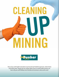 cleaning up mining