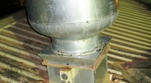 Roof Mounted Kitchen Exhaust Fan Type 5