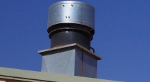 Roof Mounted Kitchen Exhaust Fan Type 3