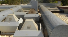 Supply Air Duct Systems And Exhaust Fans