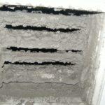 Bathroom Exhaust Dampers-