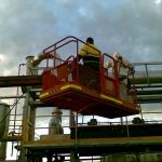High Access Cleaning With EWP