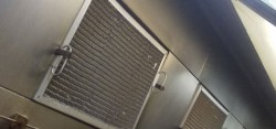 Commercial kitchen Honeycomb Filter