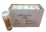 San Air DIY Mould and Bacteria Test Kit Pack 10