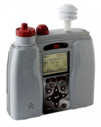 EVM 7 Unit used to measure indoor air quality